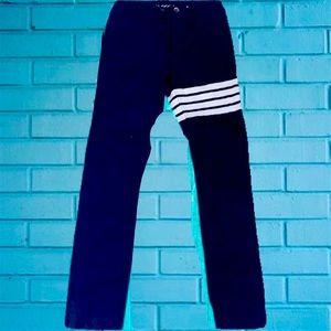 Those Browne denim pants